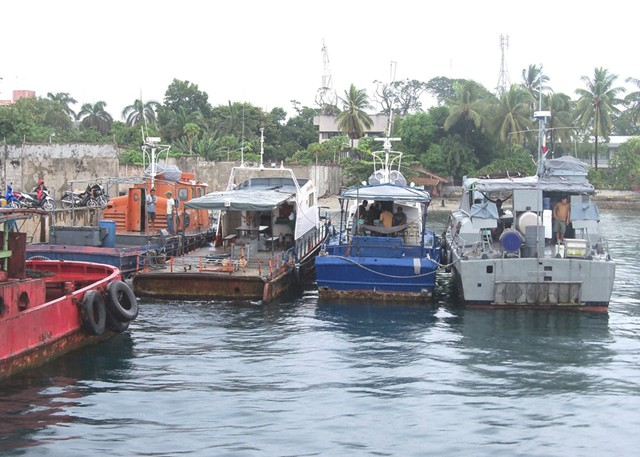 Two Philippines Swift Boats
